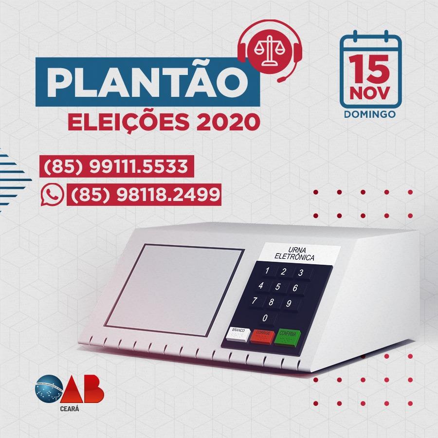 Plantão OAB-CE