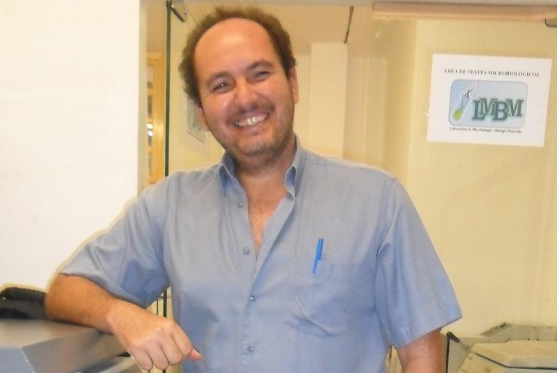Prof. Henrique Douglas FOTO DIVULGAÇÃO