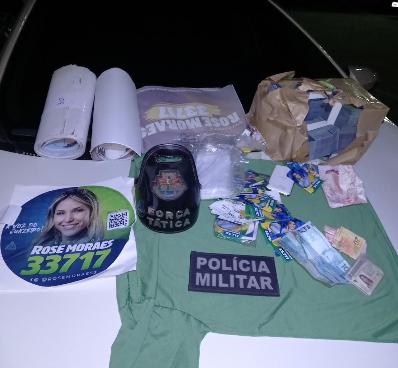 Foto: Polícia Militar do Ceará/Divulgação