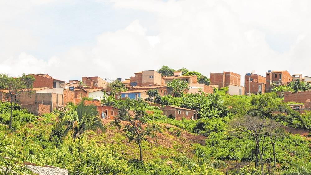 Possível ocupação de Zona Especial Ambiental de Crato preocupa FOTO ANTONIO RODRIGUES