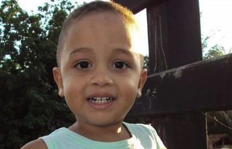 Crianças de 02 anos morre consequência de um choque elétrico em Crato FOTO REDES SOCIAIS
