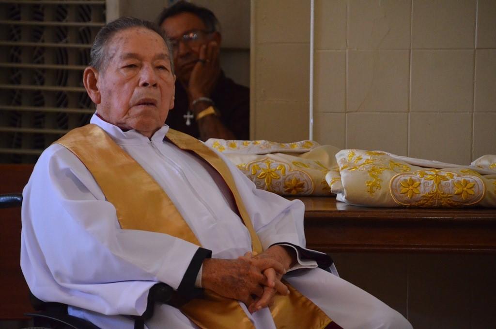Falece em Juazeiro do Norte aos 85 anos o Monsenhor José Alves