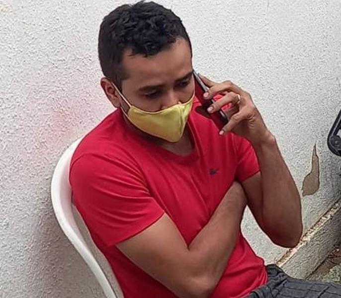 Rafael Oliveira da Silva, 27 anos JN 2021.