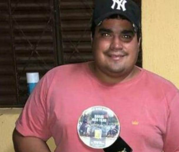 Antonio Conrado Dantas Júnior, 25 anos FOTO REDES SOCIAIS