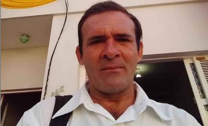"""José Flaviano Nunes Feitosa, o """"Velinha"""" FOTO REDES SOCIAIS"""