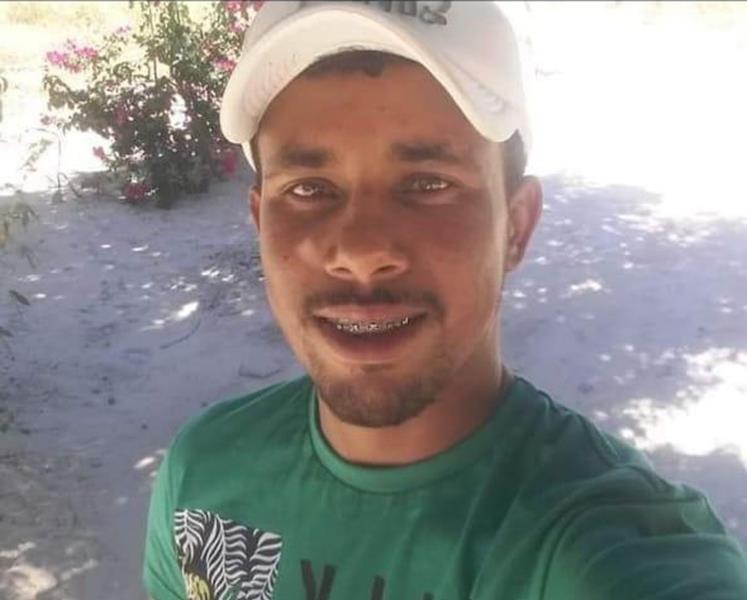 Misael de Carvalho da Silva, de 26 anos foi encontrado morto no dia 01 desse mês de fevereiro no Sítio dos Chagas, zona rural de Salitre. FOTO: REDES SOCIAIS