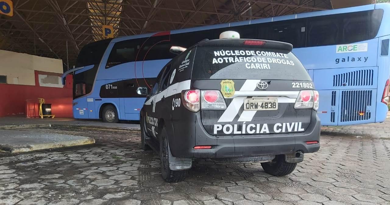 Foto: Policia Civil do Ceará/Divulgação