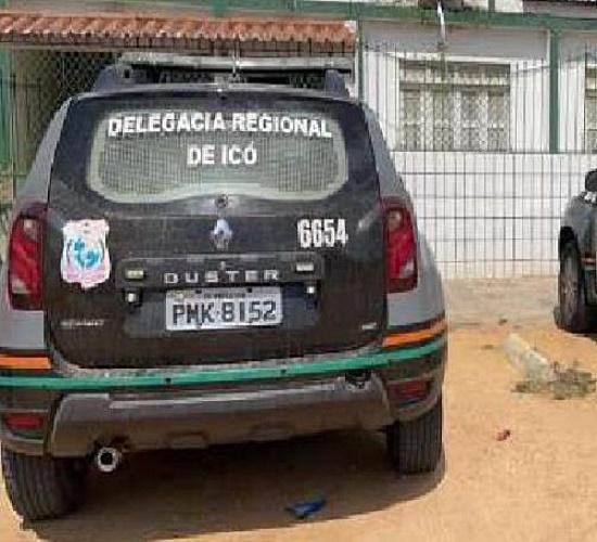 VIATURA DA POLICIA CIVIL DE ICÓ-CE