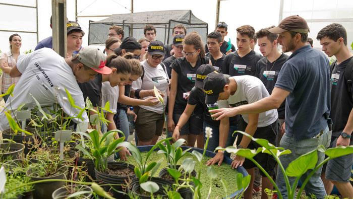 agentes jovens ambientais FOTO DIVULGAÇÃO