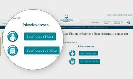 Foto: Criação O Globo/ Reprodução do site do BC