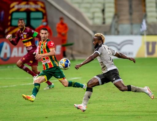 Ceará vence o Sampaio Corrêa-MA e está classificado para a Semifinal da Copa do Nordeste