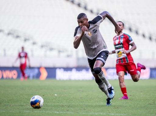 Ceará vencepela oitava rodada da Copa do Nordeste - Foto Pedro ChavesFCF