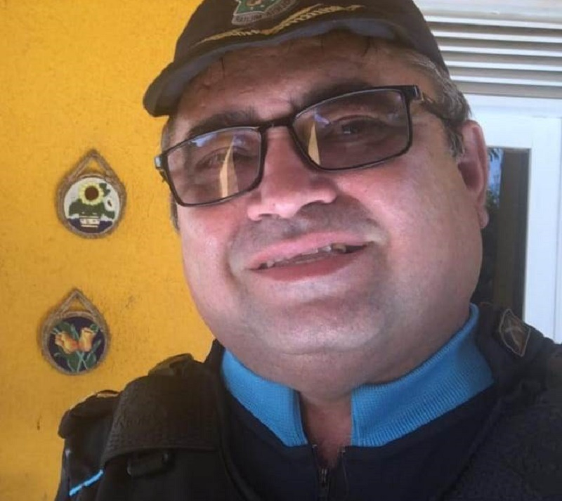 Coronel da Polícia Militar do Ceará Jair Matias Queiroz