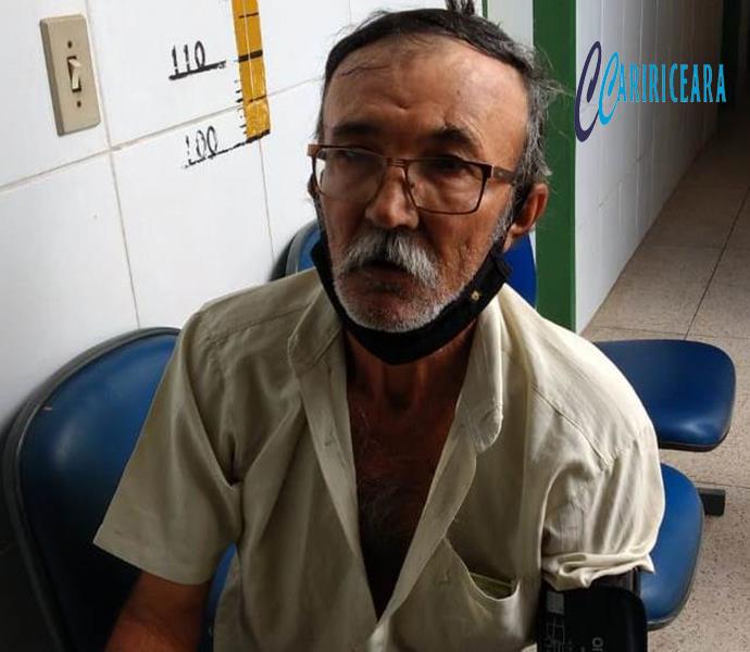 """Francisco Lira de Souza, 63 anos, Vulgo """"Chico Nova Olinda"""" 20.04.2021"""