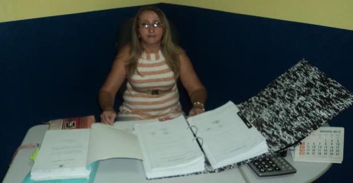 Maria Valdelice de Oliveira é ex-presidente da Câmara de Altaneira. FOTO REDES SOCIAIS