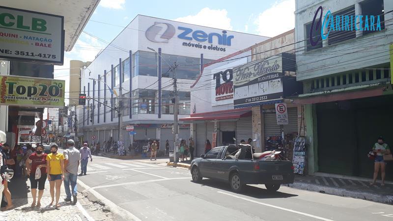 Rua São Pedro-JN - Lockdown FORTO JOTA LOPES - AGÊNCIA CARIRICEARA.COM