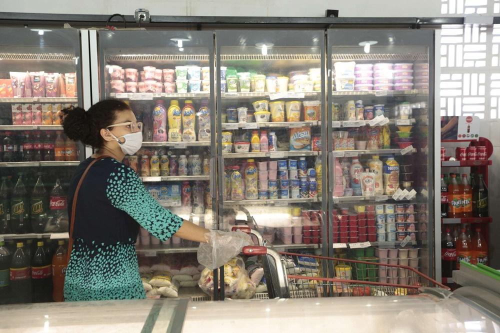 compras - supermercado FOTO DIVULGAÇÃO