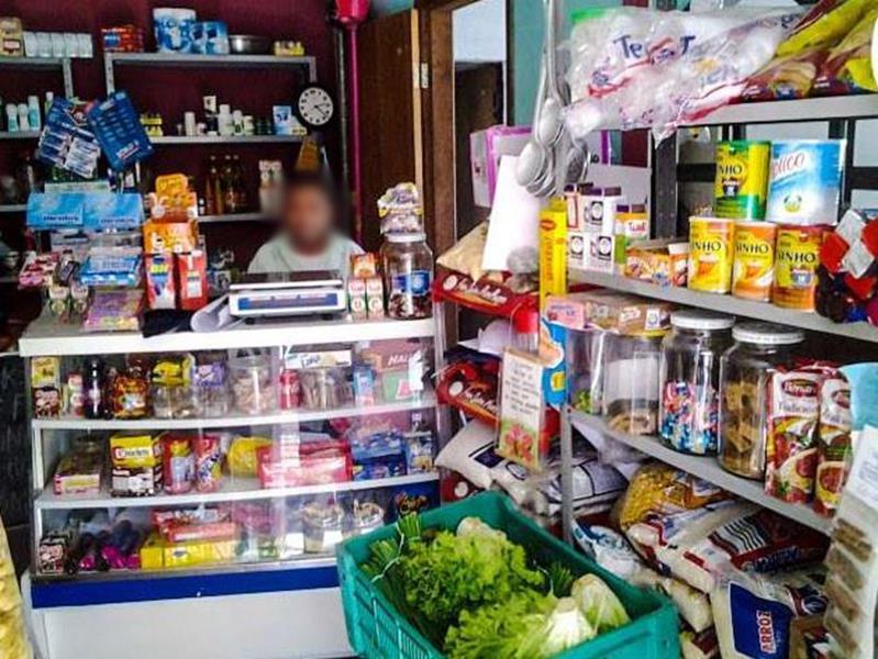 mercearia - bodega - comercio pequeno FOTO DIVULGAÇÃO