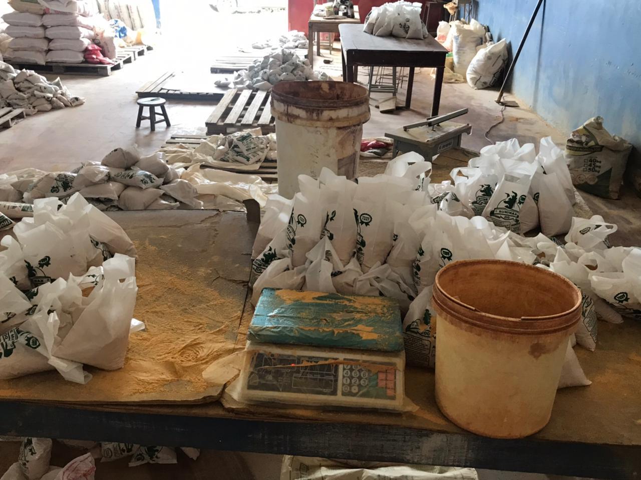 A indústria localizada no bairro Barro não tem registro no ministério da agricultura FOTO REDES SOCIAIS (2)