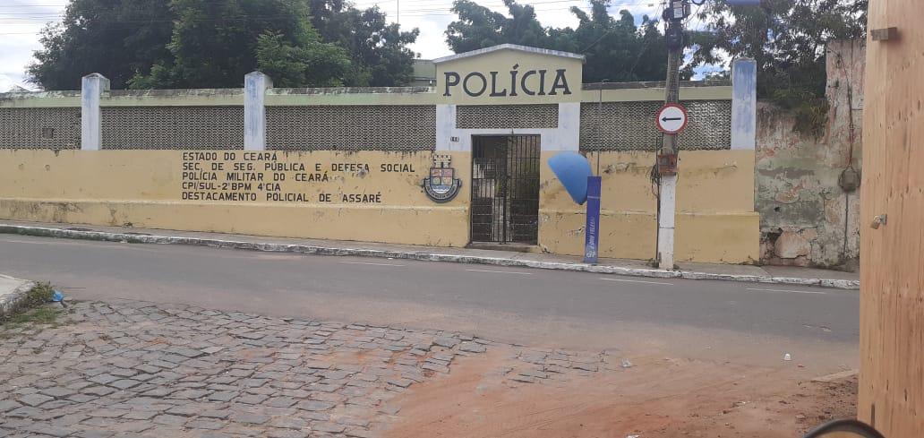 Imóvel fica localizado na Rua Padre Agamenon de Matos Coelho, 148 na área central da cidade. FOTO: REPRODUÇÃO/REDES SOCIAIS