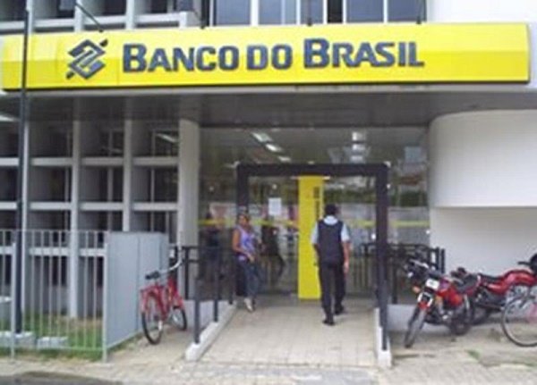Agência do Banco do Brasil de Várzea Alegre (CE) / FOTO: REDES SOCIAIS