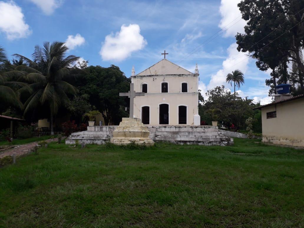 Capela no Riacho do Meio, Aliança de Misericórdia, Barbalha. FOTO: REDES SOCIAIS