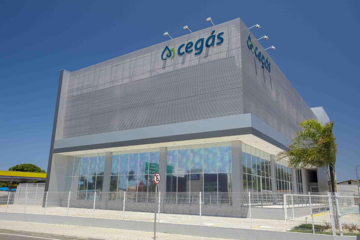 Companhia de Gás do Ceará - Cegás