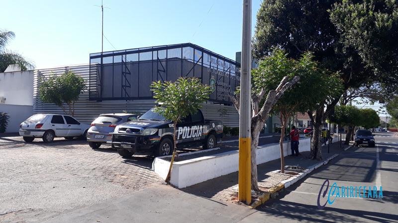 Delegacia Regional de Polícia Civil de Juazeiro do Norte FOTO JOTA LOPES_AGÊNCIA CARIRICEARA.COM