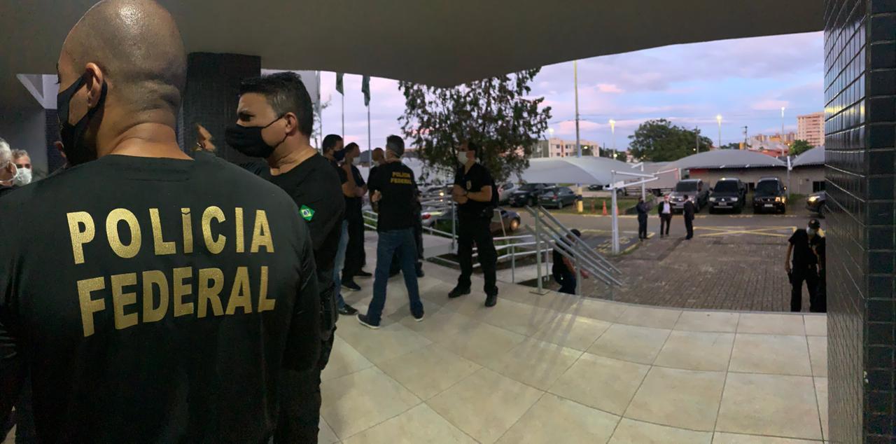 FOTO: POLÍCIA FEDERAL DO CEARÁ