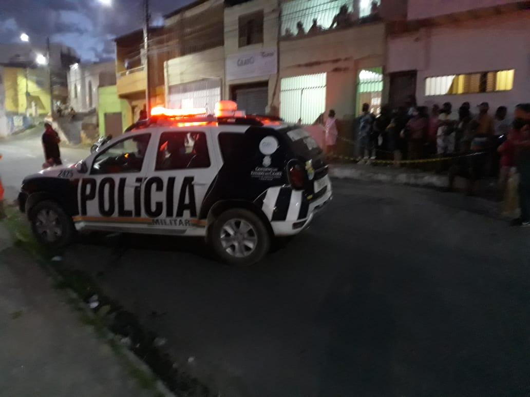 Foto Maurício Lopes de Sousa - Agência Caririceara.com