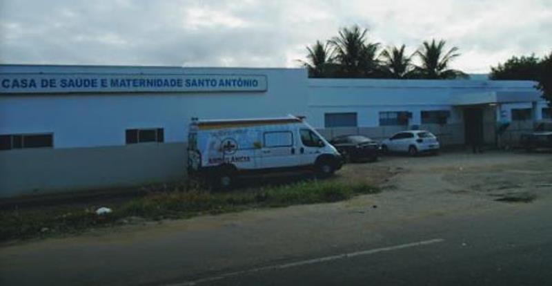 Hospital Santo Antonio de Jardim Ceará - Foto: Divulgação