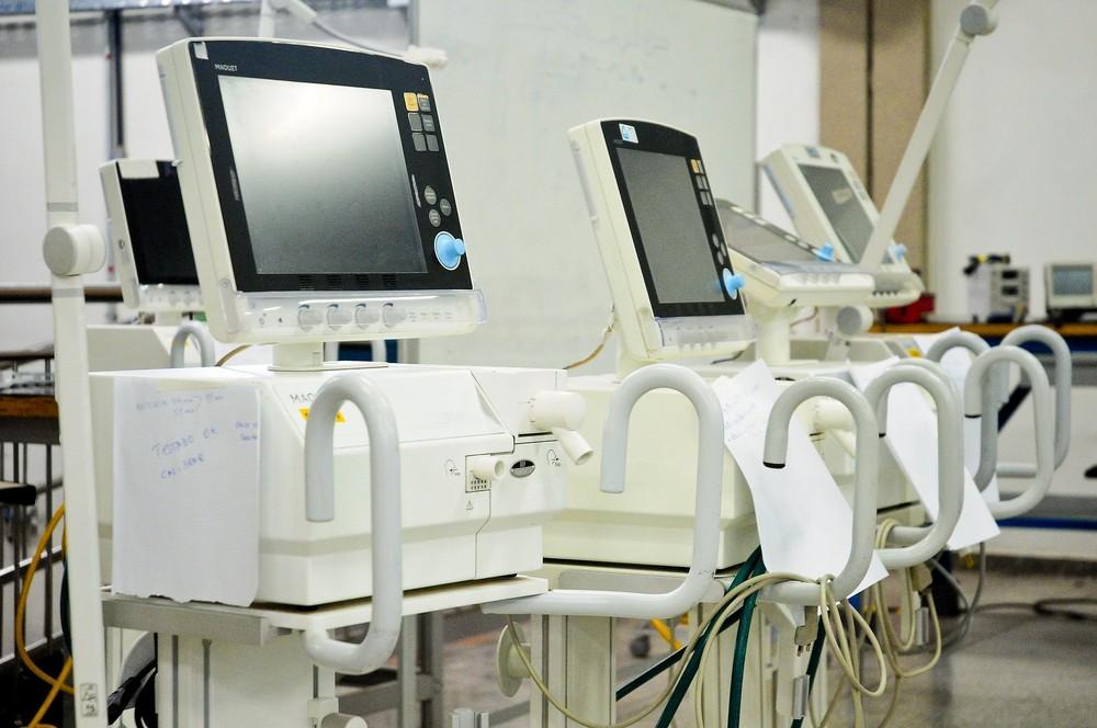 Investigação sobre supostas irregularidades na compra de respiradores no Ceará é arquivada pelo MPF. — Foto Breno EsakiAgência Saúde
