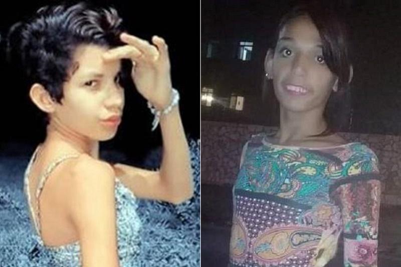 Pietra Valentina, de 16 anos e Luana de 20 . Foto: Redes Sociais
