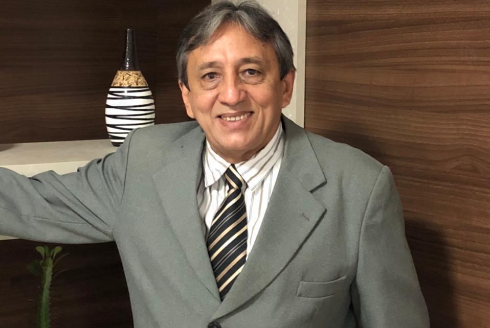 Presidente Florisval Coriolano _ FOTO: ASCOM Câmara Municipal de Vereadores do Crato