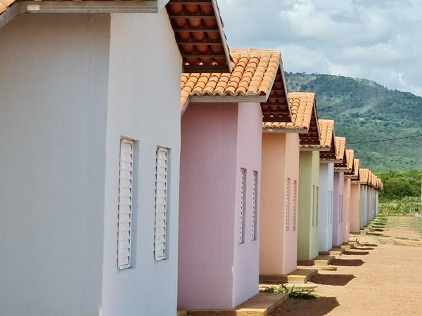Realizado em Crato, sorteio parcial de casas do São Bento I e II