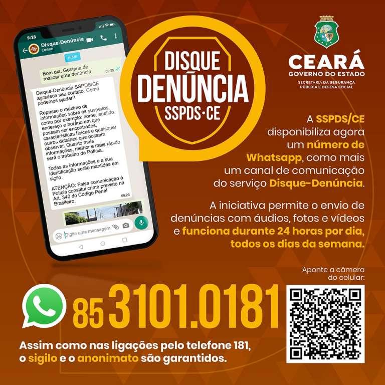 SSPDS-divulga-numero-de-WhatsApp-do-Disque-Denuncia-para-estreitar-relacionamento-com-a-populacao-768x768