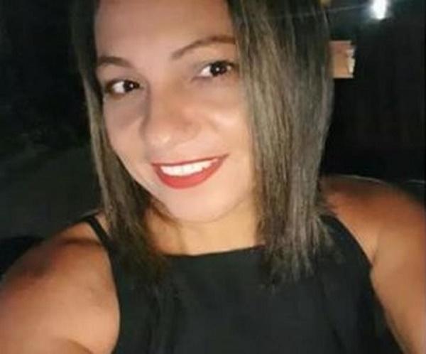 Selma Balbina Frutuoso, de 39 anos residia no Sítio Bezerro na zona rural de Brejo Santo. Ela morreu no local do acidente. FOTO REDES SOCIAIS