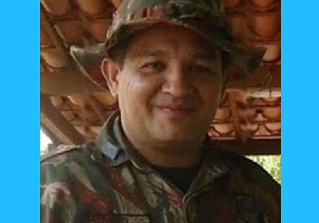 Tenente Horácio Soares Oliveira, de 49 anos FOTO REDES SOCIAIS