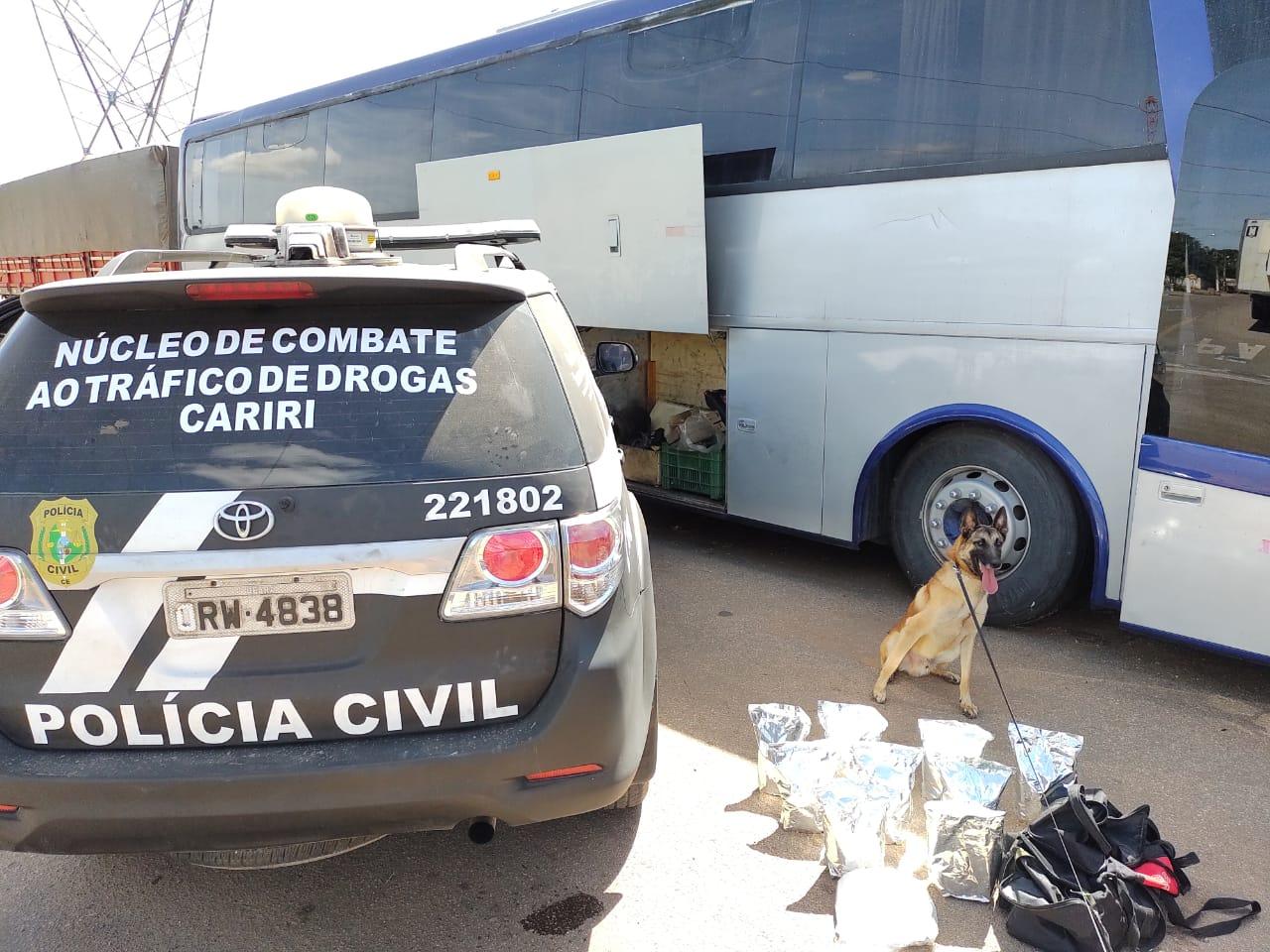 Foto: Polícia Civil do Ceará/Divulgação