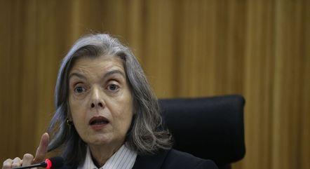 Na imagem, ministra Cármen Lúcia (STF) ARQUIVO/FERNANDO FRAZÃO/AGÊNCIA BRASIL