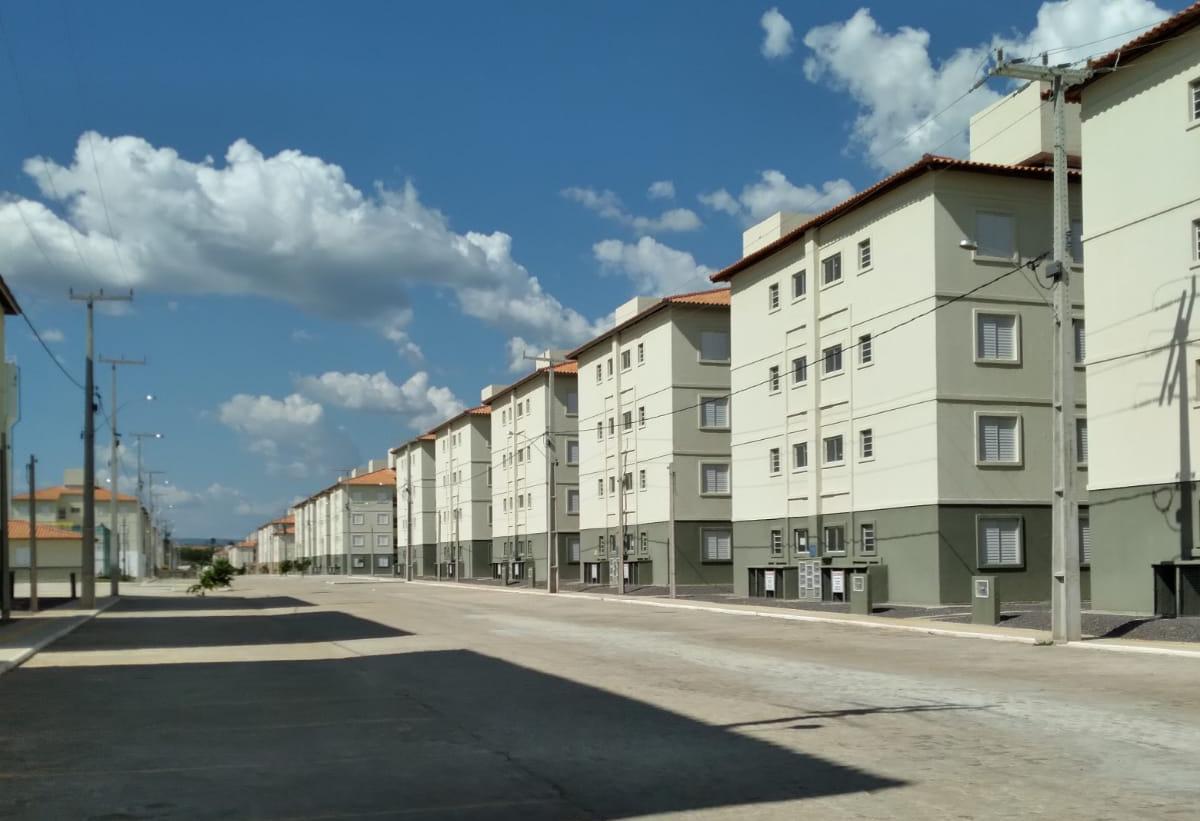 apartamentos dos Conjuntos Leandro Bezerra 1, 2 e 3