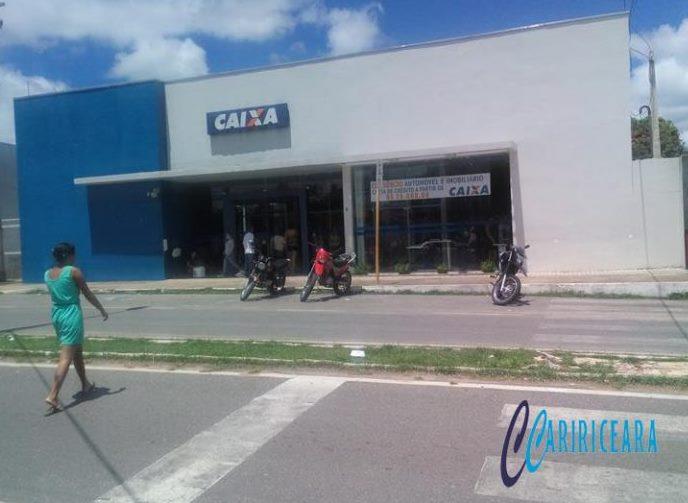 Caixa vai abrir 17 novas agências de varejo no Ceará em municípios com mais de 40 mil habitantes. — Foto: Jota Lopes/Agência Caririceara.com