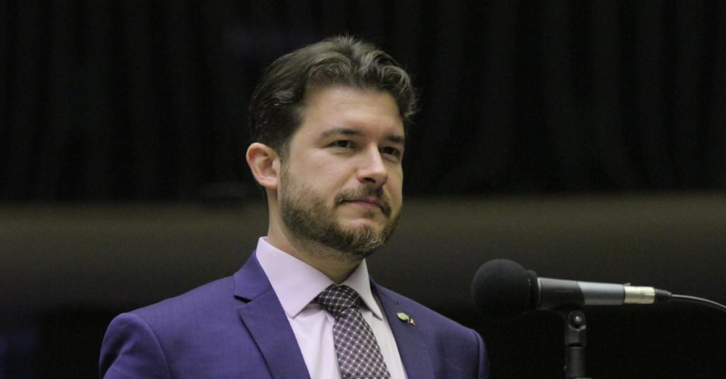 Deputado federal Pedro Augusto Geromel Bezerra de Menezes (PTB-CE). Foto: João Ricardo/Liderança do PTB na Câmara