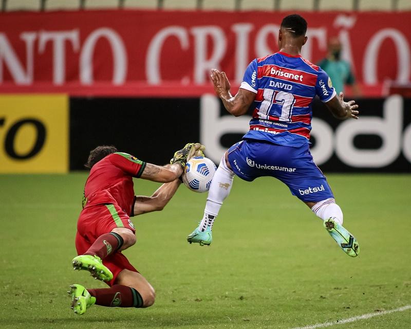 Fortaleza vence o AméricaMG na Arena Castelão Foto_Pedro Chaves - FCF