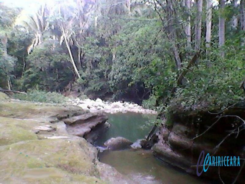 Rio Batateira em Crato-CE. Foto: Ed Alencar/Agência Caririceara.com
