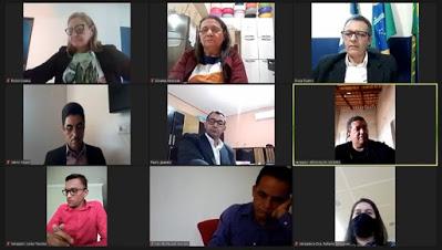 Sessão Virtual da Câmara Municipal de Altaneira - 30-06-2021 - Concurso