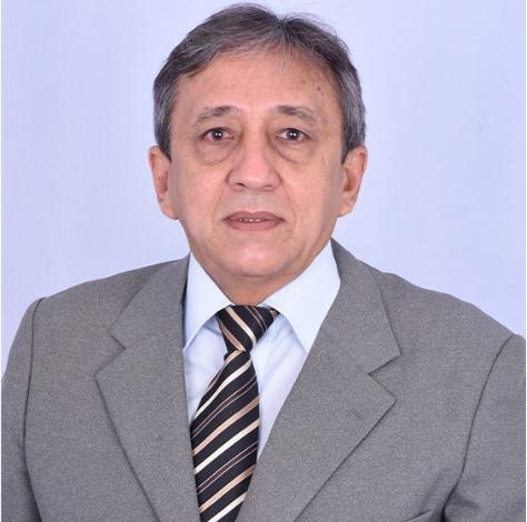 Florisval Coriolano presidente da Câmara Municipal do Crato. 11.08.2021. Foto: Divulgação