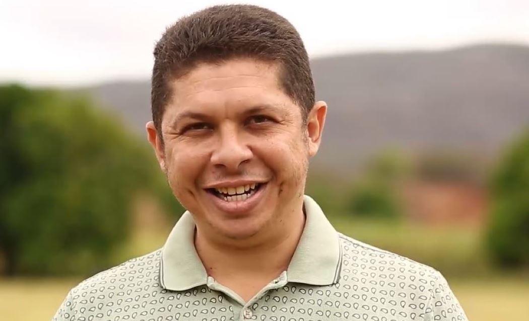 O vereador Paulo Anderson Brito foi conduzido à Delegacia Regional de Juazeiro do Norte e liberado após pagar fiança Foto ReproduçãoFacebook