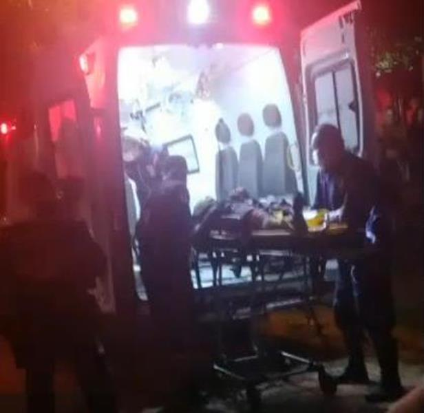 Ex-presidiário sofre tentativa de homicídio a bala no Bairro Vila Lobo em Crato FOTO REPRODUÇÃO