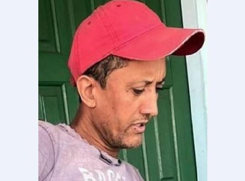 """Cicero Soares Sobrinho, de 45 anos, o """"Cicinho Moda"""", é acusado de matar um agricultor em Brejo Santo, no Ceará. Ele foi capturado nesta sexta-feira no estado de Rondônia. Foto: Redes sociais"""